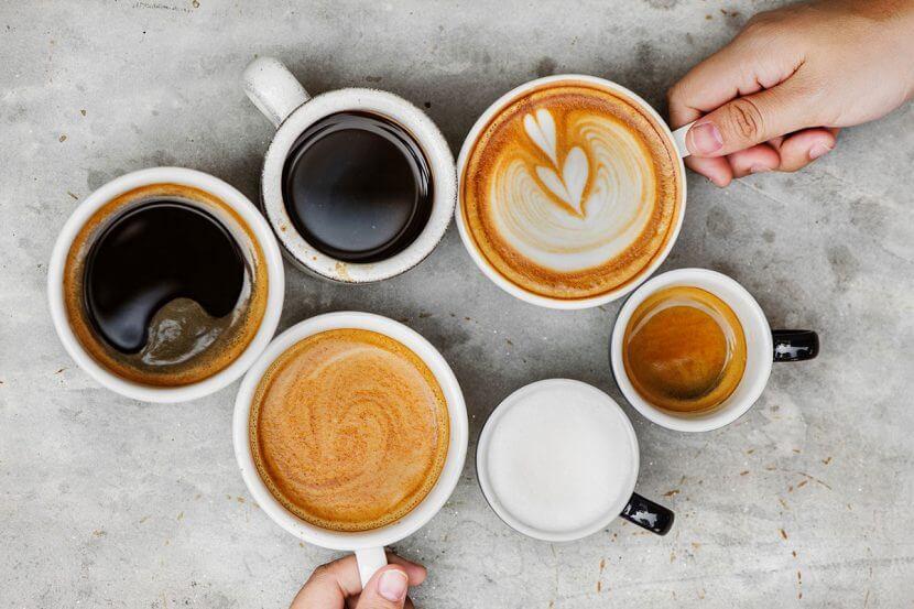 Espresso Bazli İçecekler İçin Yol Haritasi